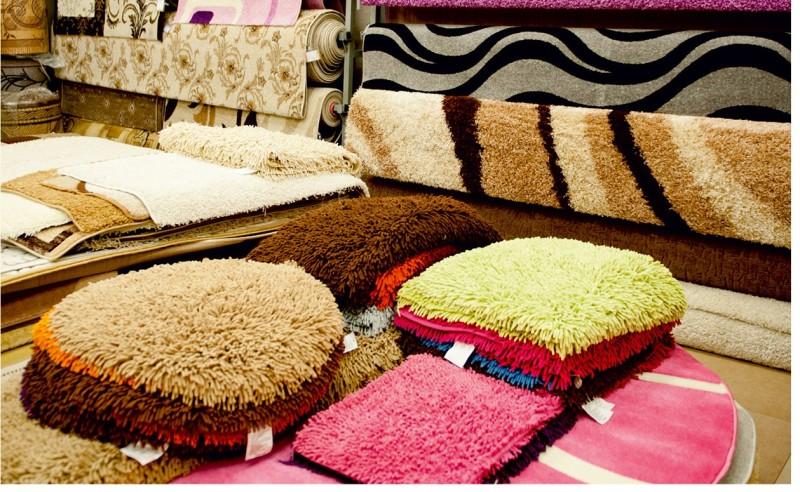 Разнообразие ковров