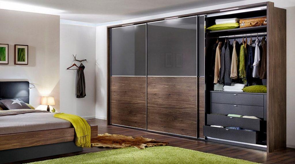 Индивидуальный дизайн шкафа-купе