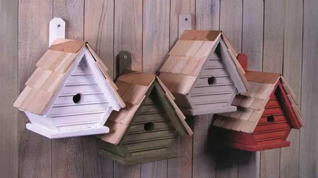 Сделать кормушку для домашних птиц своими руками