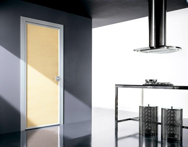 Фото 4: Межкомнатные распашные двери (6)