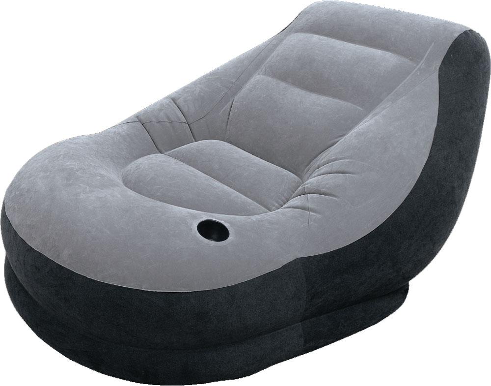 Надувная кровать-кресло