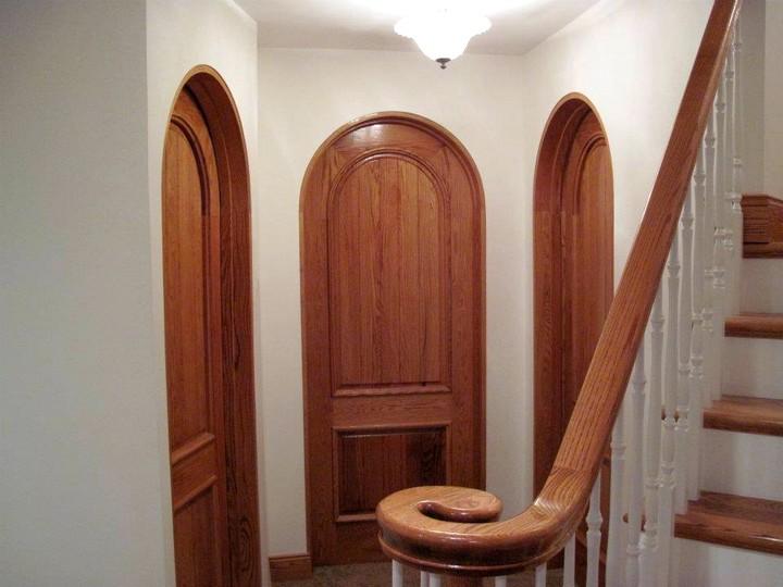 Фото 20: Распашные межкомнатные двери (14)