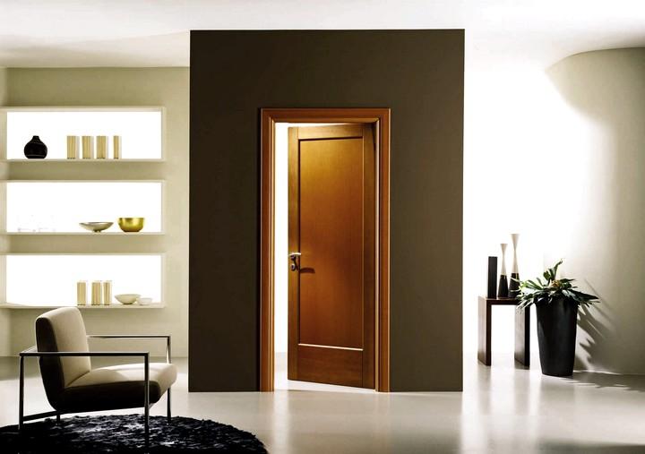 Фото 8: Распашные межкомнатные двери (2)