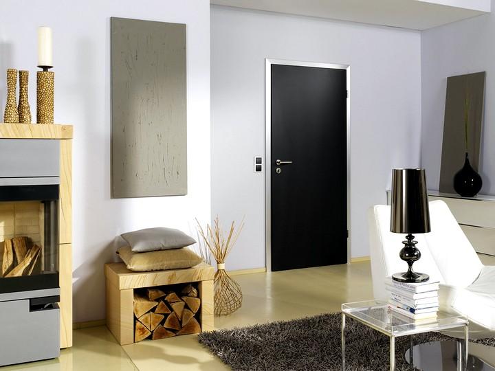 Фото 10: Распашные межкомнатные двери (4)