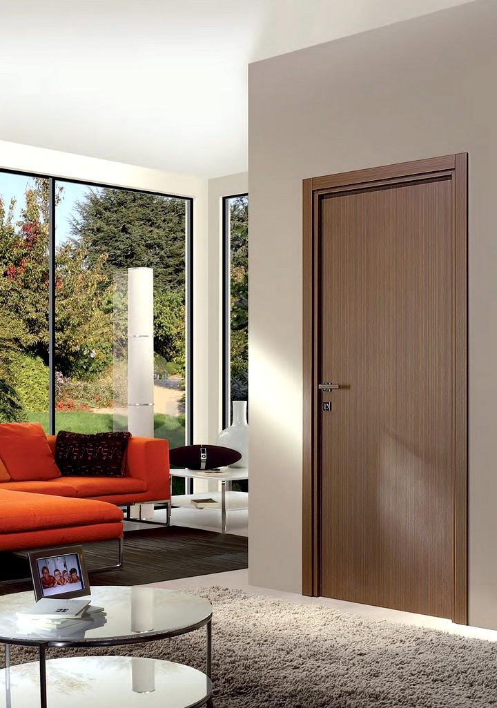 Фото 11: Распашные межкомнатные двери (5)
