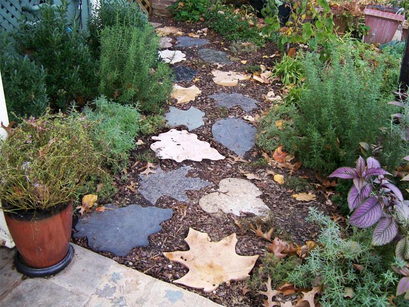 Садовые дорожки для сада