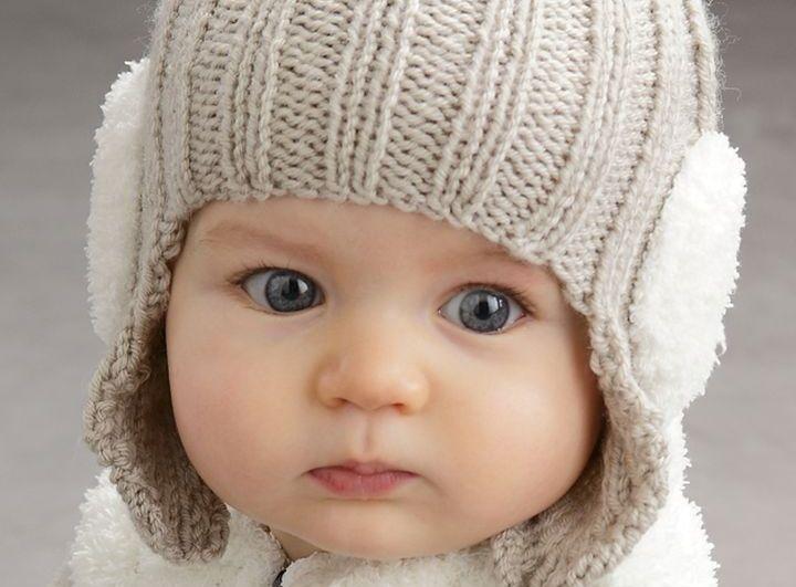 Шапочка для малыша своими руками
