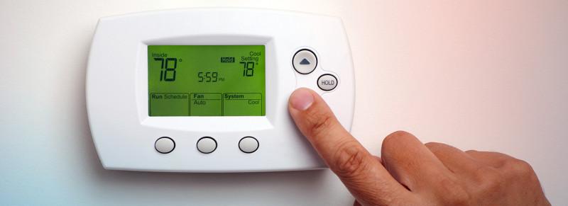Выставление параметров отопления дома