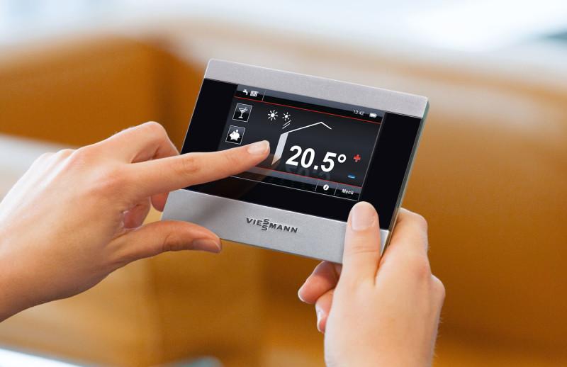Управление отоплением дома