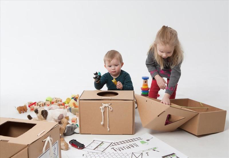 Фото 8: Коробки для игрушек