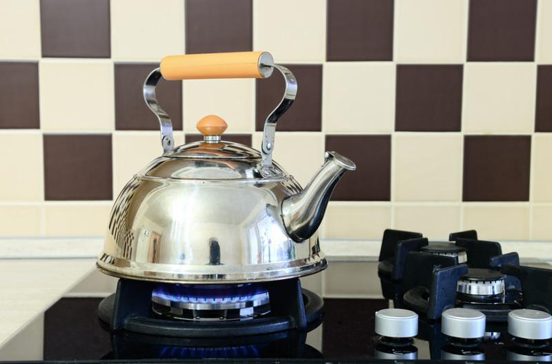 Фото 9: Нержавеющий чайник
