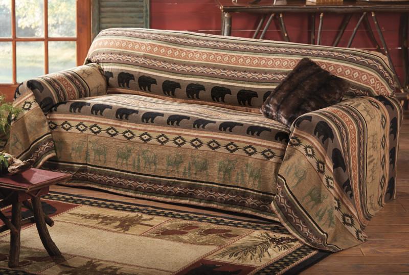 Задекорировать диван своими руками 45