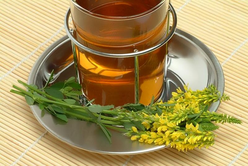 Чай с донником