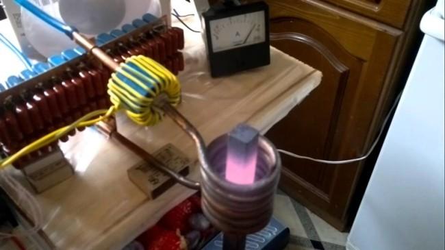 Индукционные нагреватели отопления