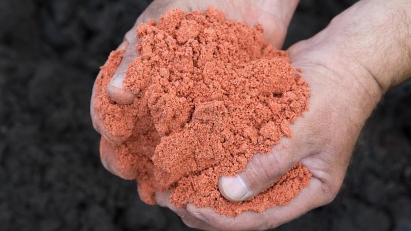 Фото 16: Калийная соль для удобрений