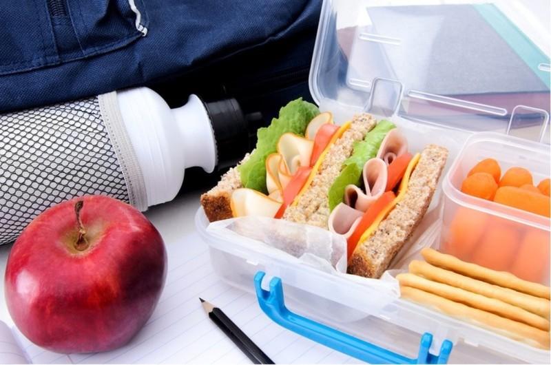 Пластиковый контейнер для переноски еды