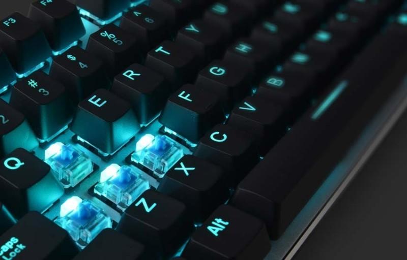 Фото 25: Крепление подсветки на клавиши