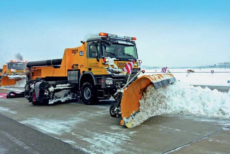 Фото 12: Крупная снегоуборочная техника