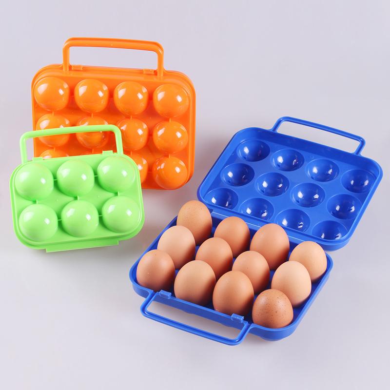 Фото 22: пластиковые контейнеры для яиц