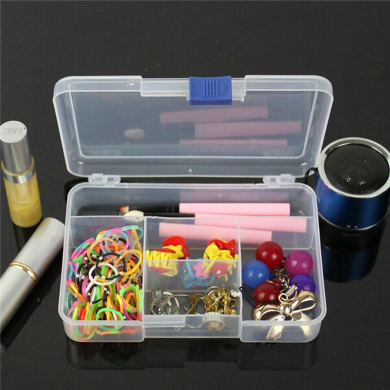 Пластиковые контейнеры для мелочей