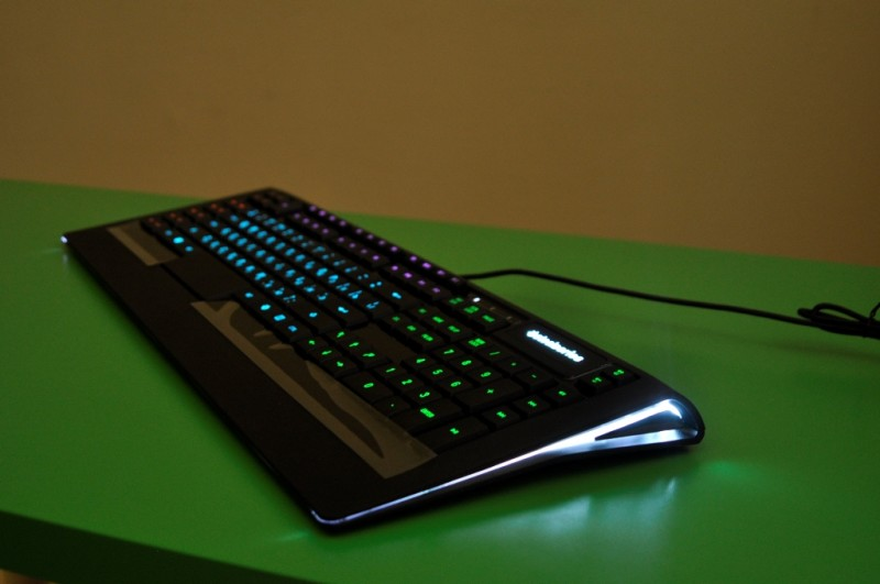 Фото 32: Подсветка клавиатуры по цветовым модулям