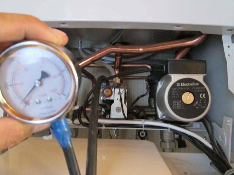 Проверка котлов отопления