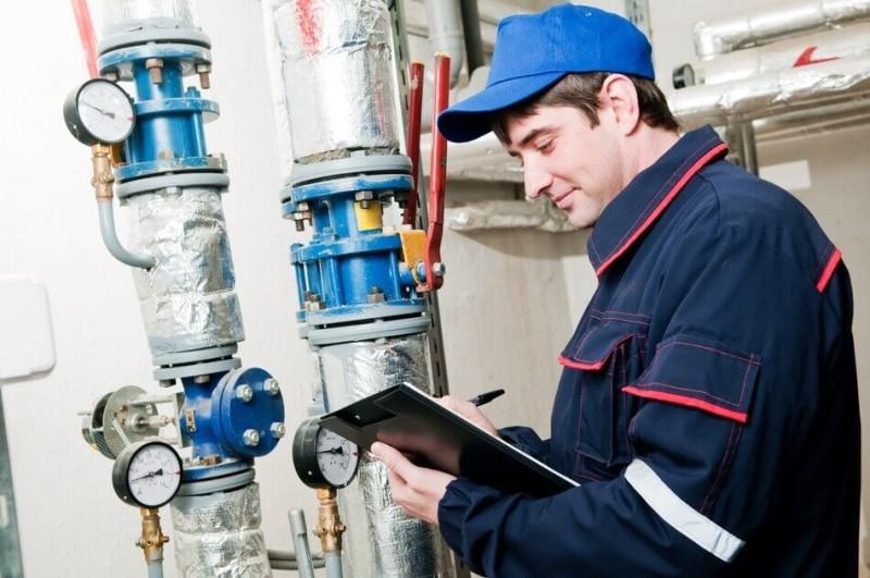 Проверка системы отопления