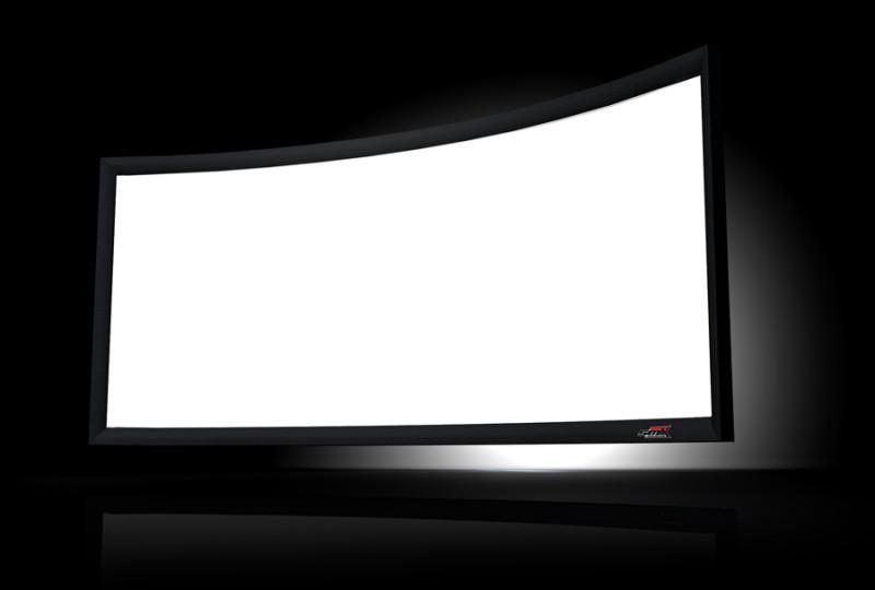 Фото 22: Вогнутый экран для проектора