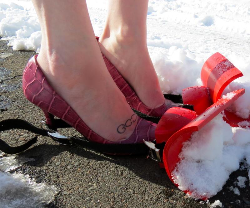Фото 19: Насадки для снега