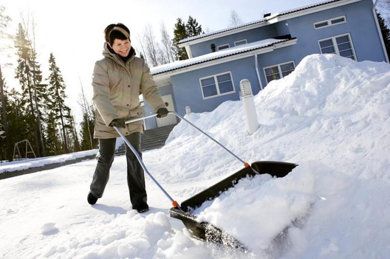 Фото 22: Снегоуборочный инвентарь