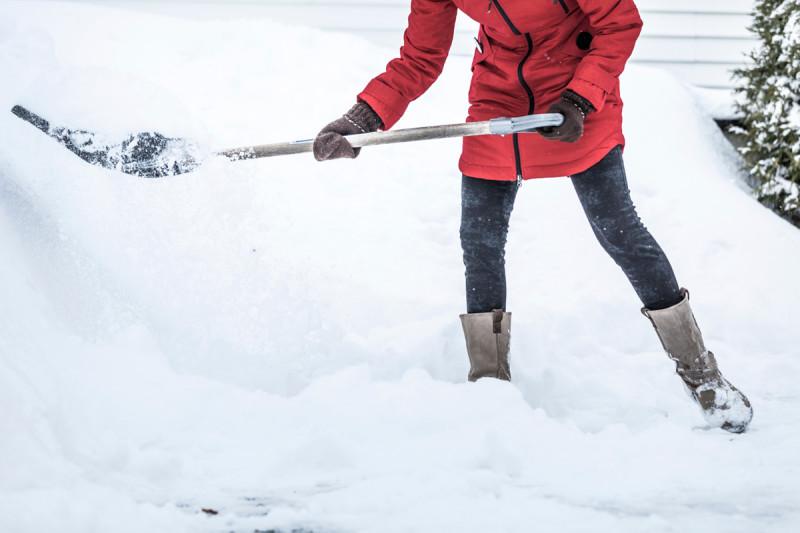 Фото 29: Уборка снега