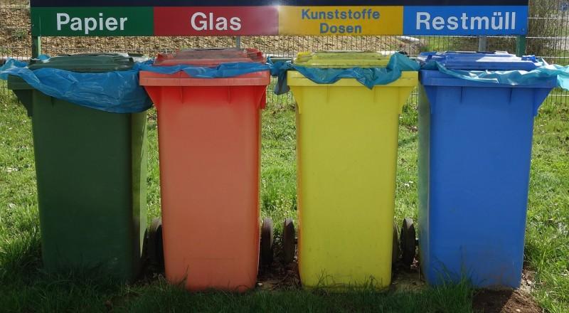 Фото 32: Контейнеры для мусора
