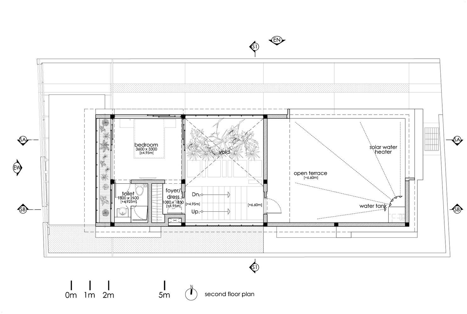 великолепный дом с крытым атриумом29
