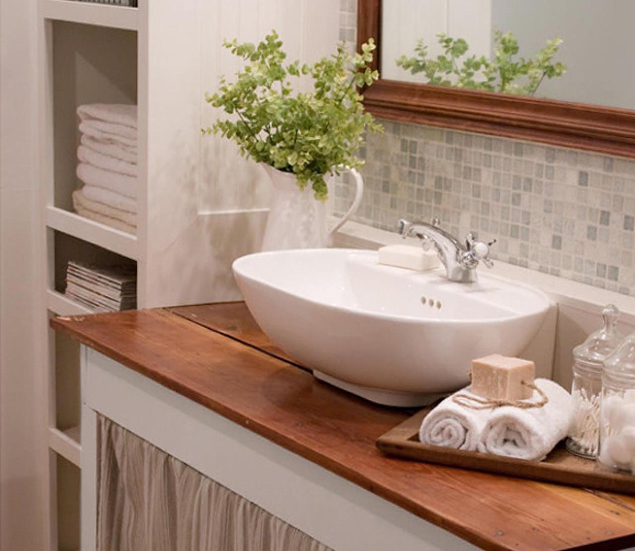 Раковина для ванной встроенная