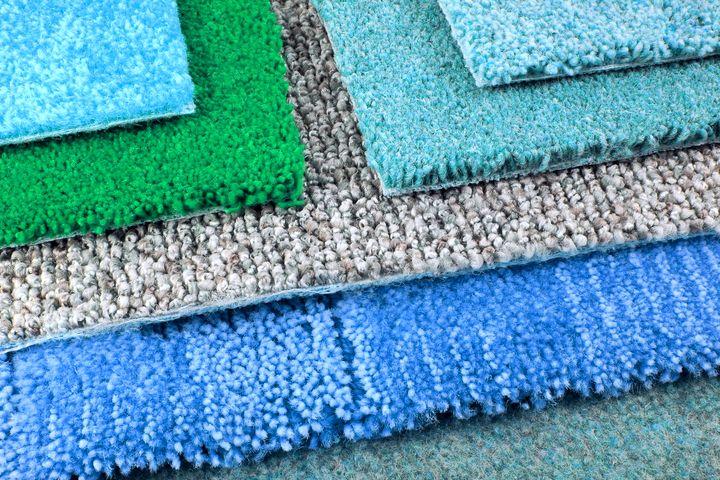 Уютные ковровые покрытия