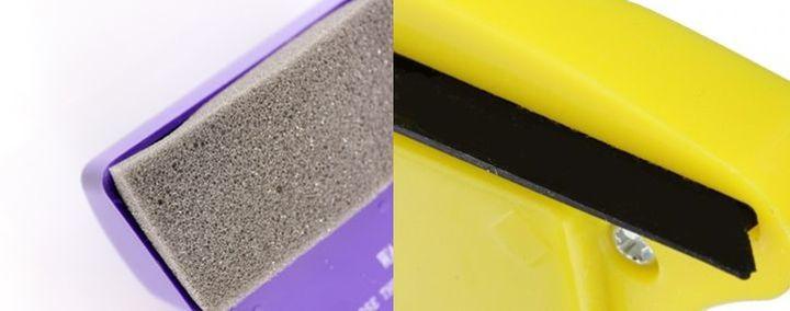 Составляющие моющей щетки с магнитами