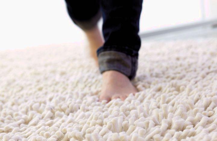 Мягкое приятное на ощупь ковровой покрытие
