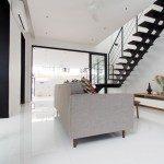 Фото 10: Темный 50-летний дом в Сингапуре преображается