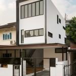 Фото 24: Темный 50-летний дом в Сингапуре преображается