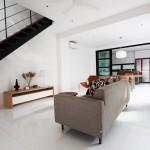 Фото 8: Темный 50-летний дом в Сингапуре преображается