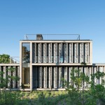 Фото 1: Amaganset Dunes от Bates Masi + Architects