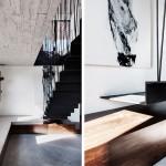 Блочная квартира с крутой лестницей (Тель-авив)