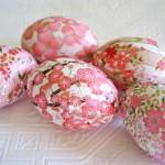 Фото 11: Декупаж яиц весенний