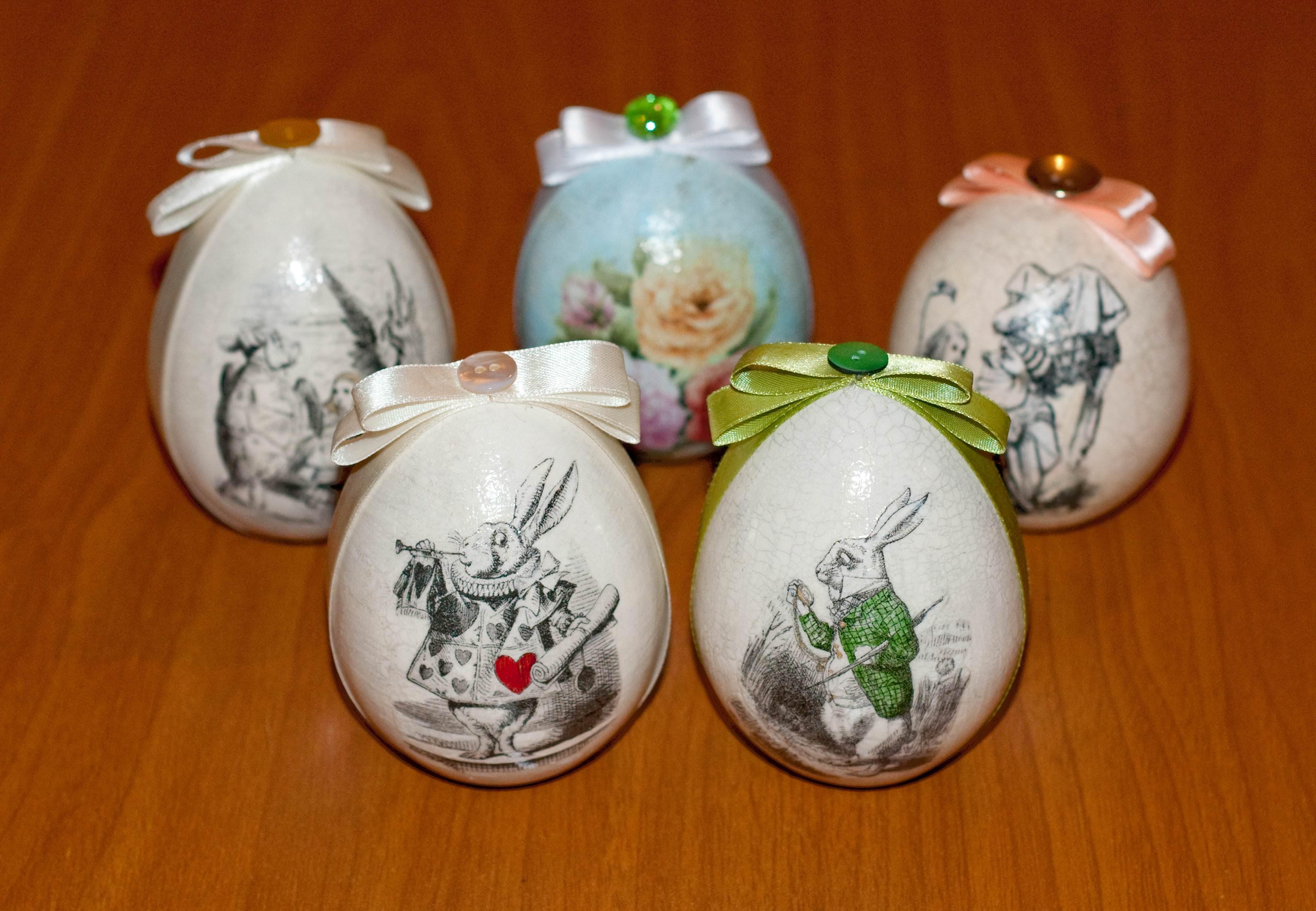 Яйцо мастер класс своими руками #5