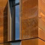 Фото 15: Дом, обшитый сталью «Кортен» (Торонто)