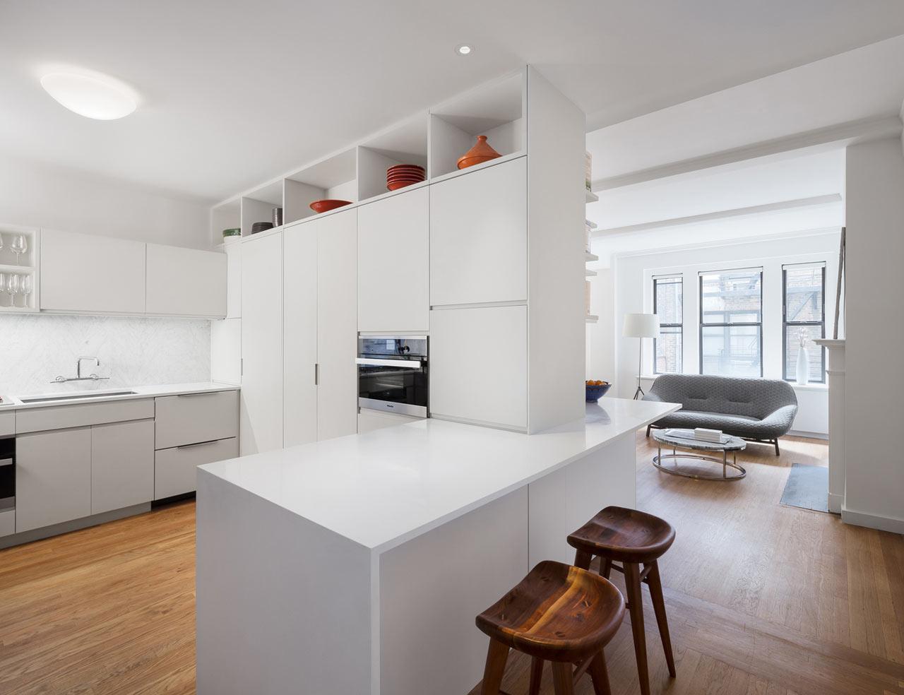 Довоенные апартаменты Нью-Йорка обновляются