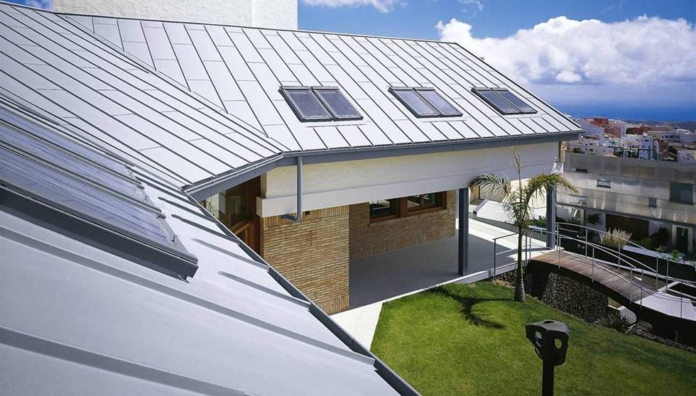 Качественное покрытие крыши