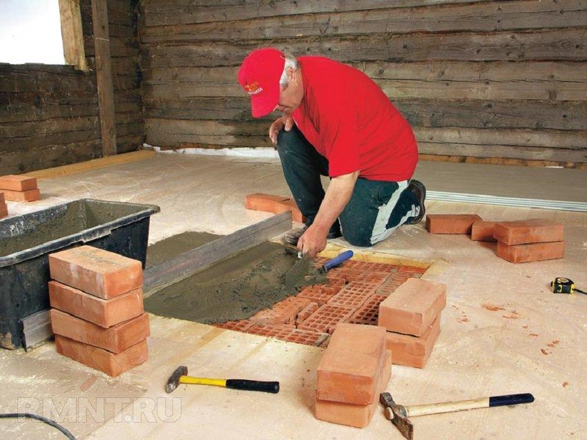 Кирпичный дом своими руками пошаговая инструкция с 298