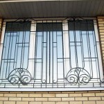 Vidy metallicheskih reshetok na okna s foto (4)