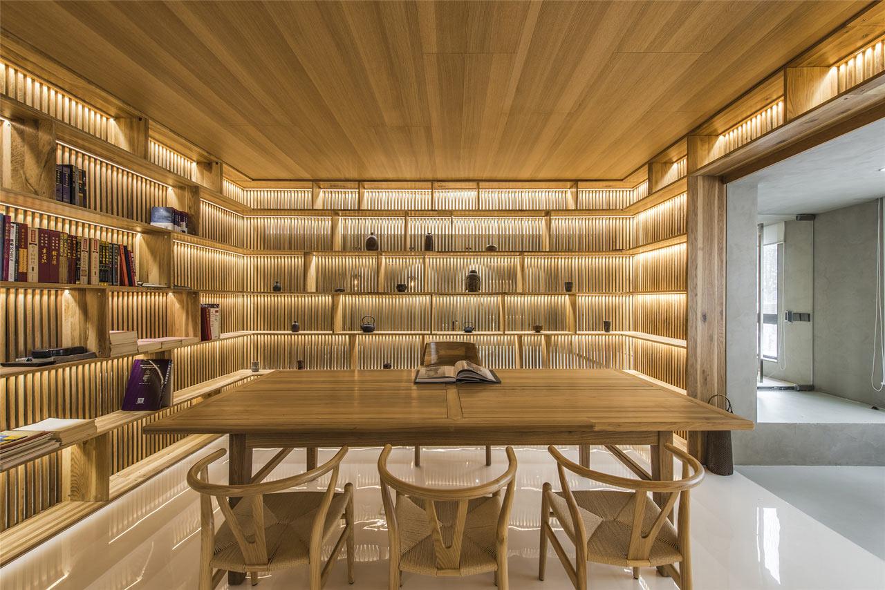 Вилла Haitang от Arch Studio